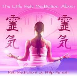 The Little Reiki Meditation Album by Philip Permutt