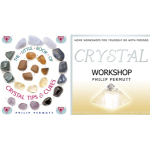 The Little Book of Crystal Tips & Cures plus Crystal Worksop cd special offer SAVE £5