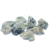 Calcite blue crystals - blue calcite