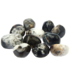 Merlinite tumble stone