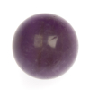 Amethyst crystal ball sphere 20mm