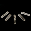 Quartz crystal wand