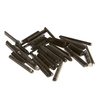 Black tourmaline natural crystal wand - schorl