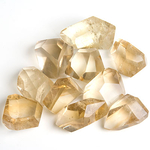 Citrine crystal - natural freeform citrine crystals