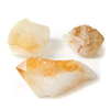 Citrine crystal - medium citrine crystals