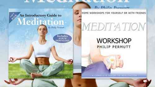 Meditation Book & CD Special ONLY £8.99