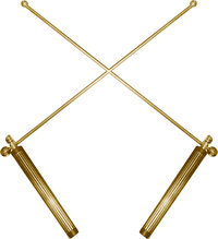 Dowsing rods, Divining rods