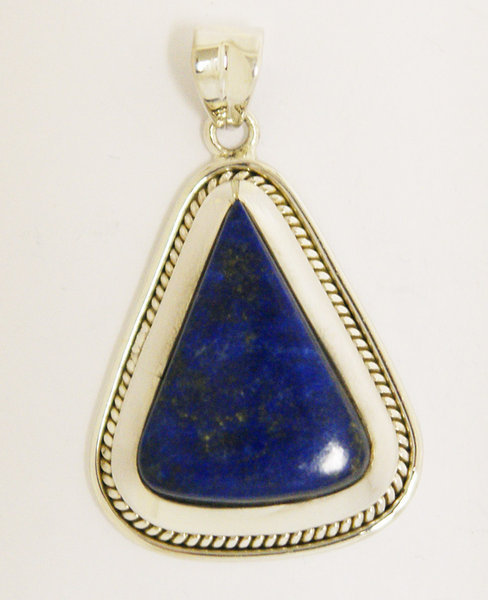 lazuli lapis gold necklace yellow archipelago pendant