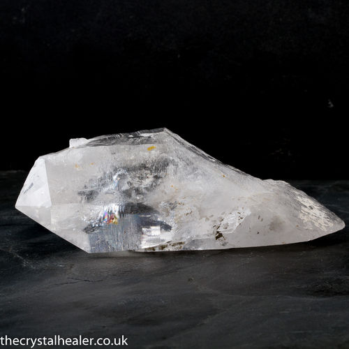 Columbian Lemurian Quartz Laser Crystal 06 - Blades of Light