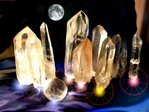 Crystal New Moon Meditation Feb 11 FACEBOOK LIVE