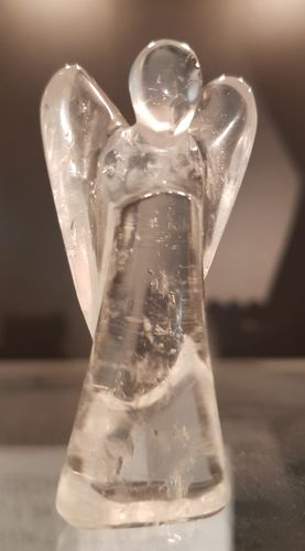 Quartz Crystal Angel