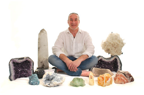 Crystal Healing Level 3 Advanced Practitioner Course with Philip Permutt July 11/12