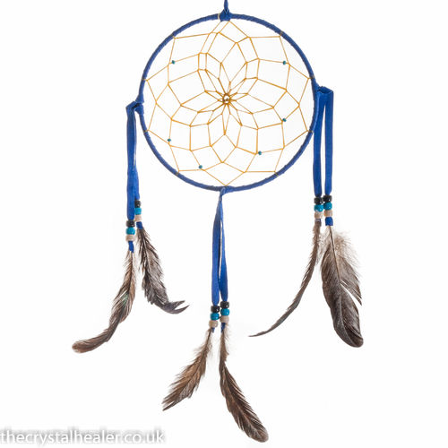 "6"" Dream Catcher Blue"