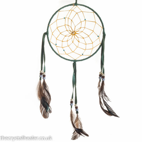 "6"" Dream Catcher Green"