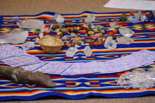 Crystal Healing Level 1 Aug 15/16 Avebury
