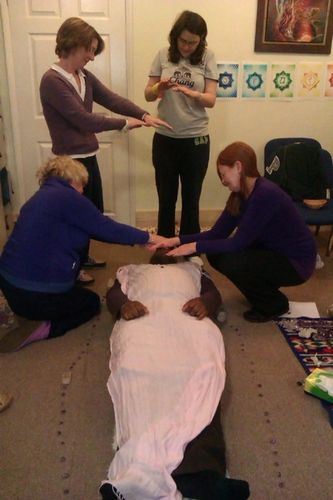 Crystal Reiki Healing Course with Philip Permutt Oct 10/11 Essex